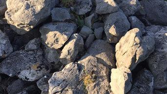 Waterworn Limestone