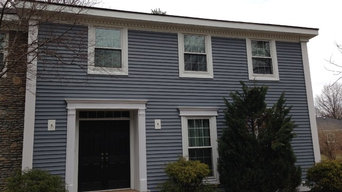Vinyl Siding Installation - Holiday Manor