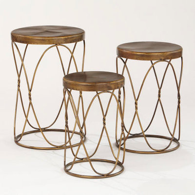 Simple Mediterranean Side Tables And End Tables by Cost Plus World Market