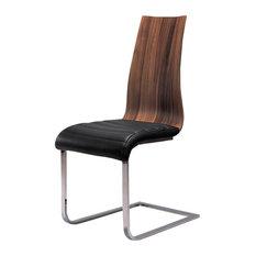 Delfina Veneer Dining Chair, Set of 2