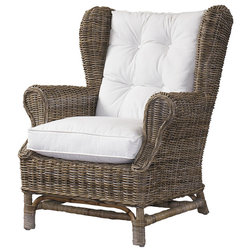 Contemporary Armchairs And Accent Chairs by Padma's Plantation