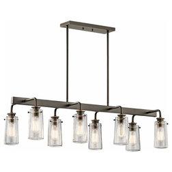 Industrial Chandeliers by LBC Lighting