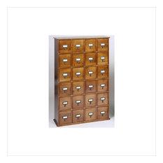leslie dame leslie dame 288 cd storage cabinet in walnut media storage - Cd Storage Cabinet