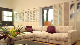 Shutters in Living Room