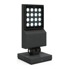 Cefiso Wall/Ceiling/Floor Light flood Anthracite Grey 4000K (neutral) Small