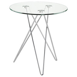 Marvelous Contemporary Side Tables And End Tables by Euro Style