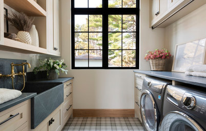 The 10 Most Popular Laundry Room Photos So Far in 2021