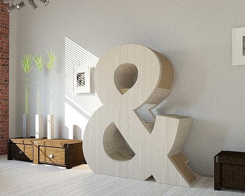 Exklusive Designer Katzenm Bel In Buchstaben Zahlen Und