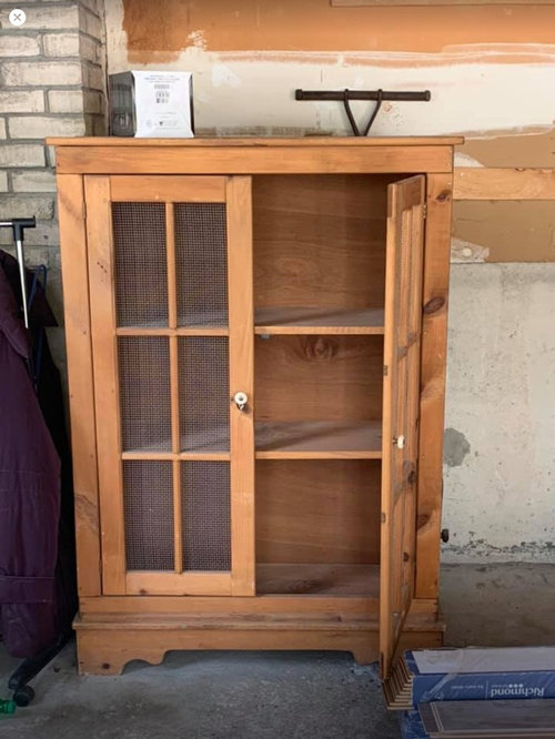 Help With Old Unfinished Pine Furniture, Unfinished Pine Furniture