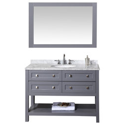 Popular Transitional Bathroom Vanities And Sink Consoles by Stufurhome