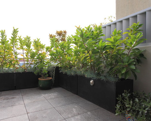 Lovely Balcony Garden Design - Garden Design #31