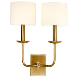 Luxury Transitional Wall Sconces by Hudson Valley Lighting