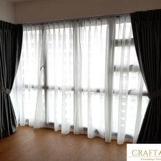 Curtains 677 Punggol Drive