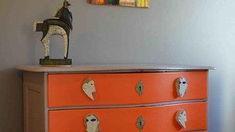 Re-mise en finition de meubles bois