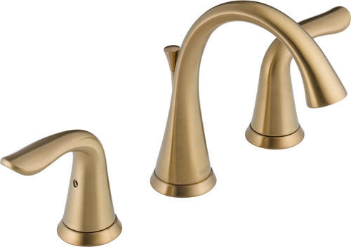Anyone Have Champagne Bronze Fixtures In Bathroom Need To Match - Gold colored bathroom fixtures