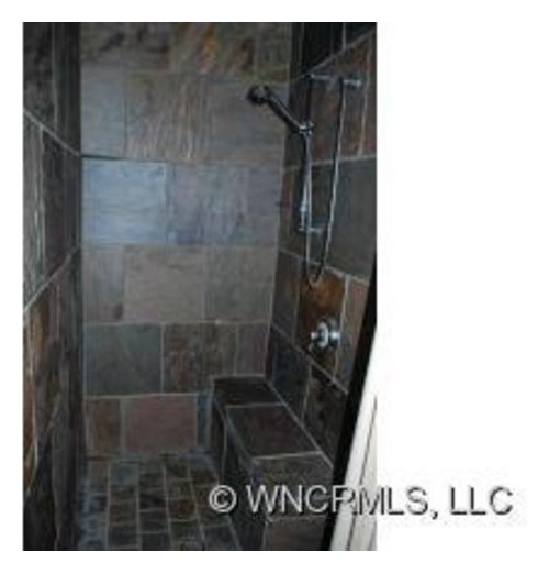 Help With Floor Tile To Match Slate Shower