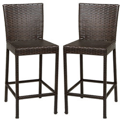 Tropical Outdoor Bar Stools And Counter Stools by Burroughs Hardwoods Inc.