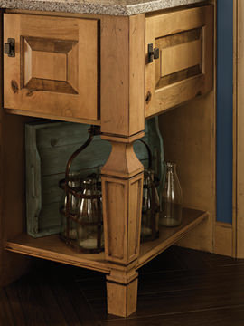 Sterling Leg - Kitchen Cabinetry