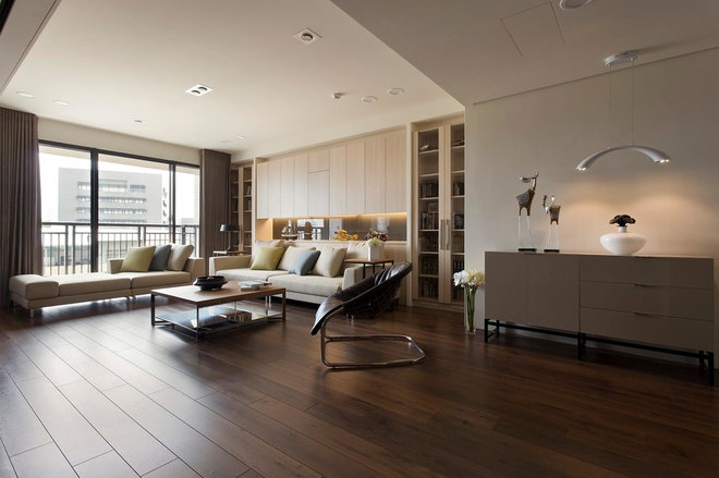 Contemporary Living Room by Abc Abc Design
