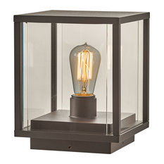 PLC-Lighting 2279BZ Dreiden Collection 1-Light Exterior, Bronze Finish