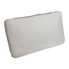 Queen Memory Foam Cashmere Relief Pillow
