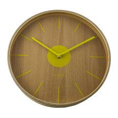 - Reloj Yellow 30 CM - Relojes de pared
