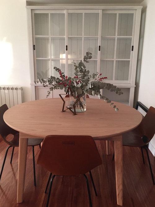 Duda lámpara mesa comedor