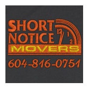 Short Notice Movers Vancouver's photo