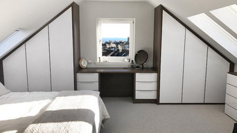 Bespoke Bedroom for Attic Conversion