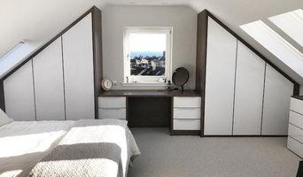Bespoke Bedroom for Attic Conversion