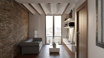 Reforma de vivienda en Barrio de Santa Cruz de Sevilla