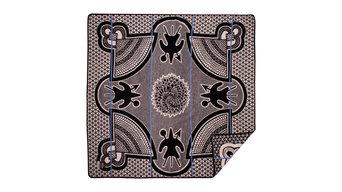 Kharetsa Spiral Aloe Blanket