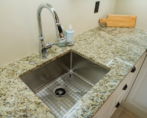 Shaker Heights Basement with Bar and Bath - Kitchen Fixture Parts