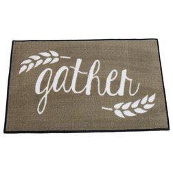 Contemporary Doormats by OogaLights