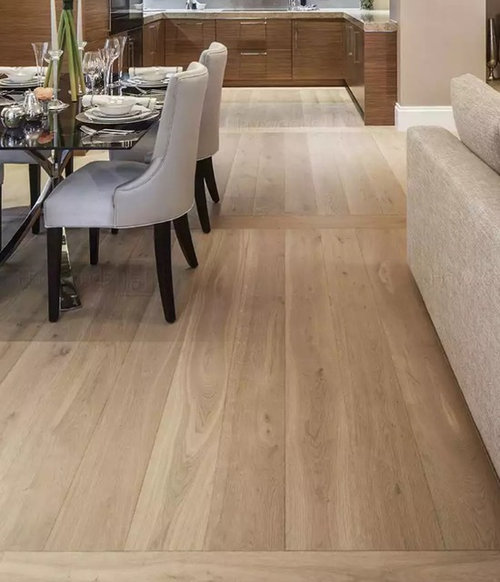Do They Make Natural Or Whitewashed Wide Plank White Oak Laminate