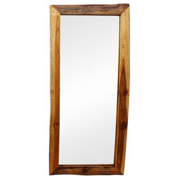 Rustic Floor Mirrors by Strata Furniture