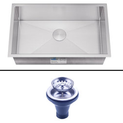 Contemporary Kitchen Sinks by Allora USA