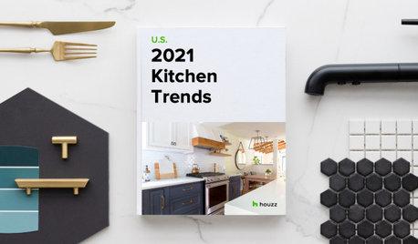 2021 U.S. Houzz Kitchen Trends Study