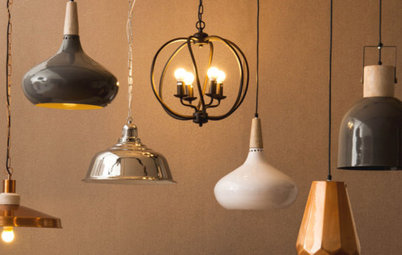 Up to 55% Off Pendant Lights
