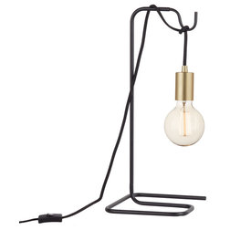 Industrial Table Lamps by Globe Electric