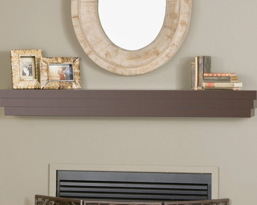 Cascade Fireplace Mantel Shelf - Fireplace Accessories - Fireplace Mantel Shelves