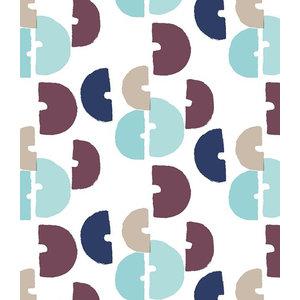 Lola Bombora Balance PVC Tablecloth, 140x250 Cm