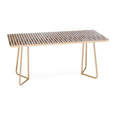 Deny Designs Emanuela Carratoni Japandi Style Coffee Table