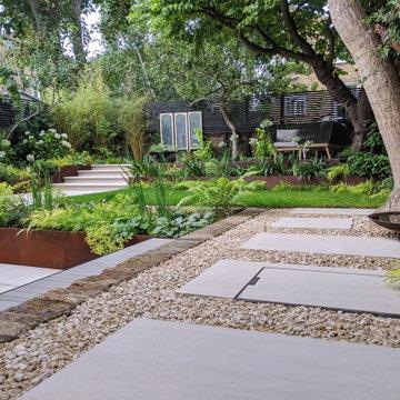 DeBeauvoir Garden, London