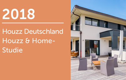 2018 Houzz Deutschland Houzz & Home-Studie