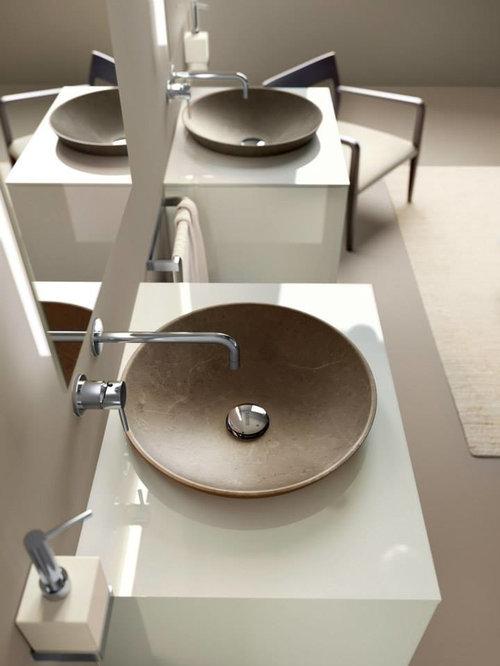 Tipos de lavabos para ba os for Tipos de banos