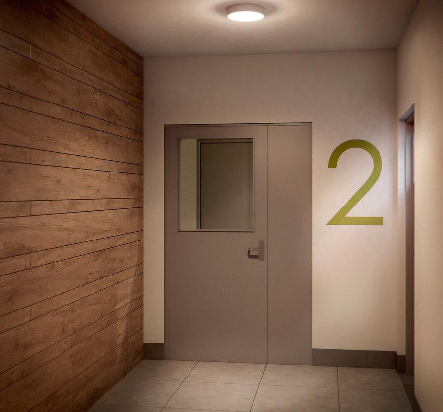 """Лифтовый холл ЖК """"TARMO"""""""