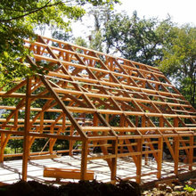 Old Mill Builders - Timber Frames