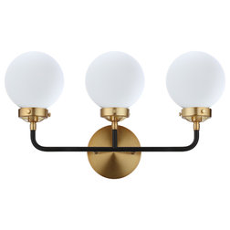 Contemporary Wall Sconces by Jonathan Y Designs, INC
