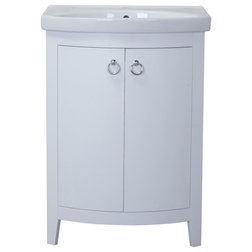 Transitional Bathroom Vanities And Sink Consoles by Buildcom